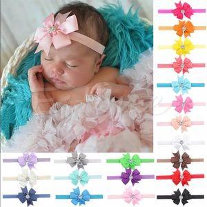 Other - 🌹10Pcs Newborn Baby Girl Headband